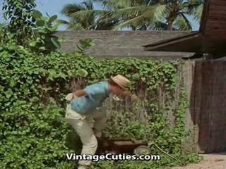 승마, 포도 수확, 이웃 사람