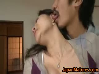 Ayane asakura eldre asiatisk modell has sex part3