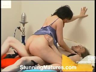 Stunning Matures Presents Collection Of Euro Porn Movies