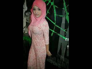 Turkish-arabic-asian hijapp মিশ্রিত করা photo 14