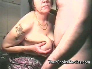 Vecchio couples eccentrico fatto in casa porno film