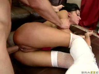 Sizzling laska haley wilde jest having enjoyment getting hammered na jej inviting tyłek