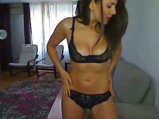 Sandra Bullock look-alike hot strip