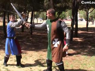 Klara gold gets impaled με ένα μεγάλος καβλί σε ένα παιχνίδι του thrones παρωδία