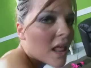 ideale blow job, succhiare completo, vedere cum shot