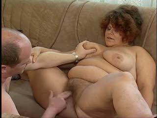 avsugning, stora bröst, bbw, grannies