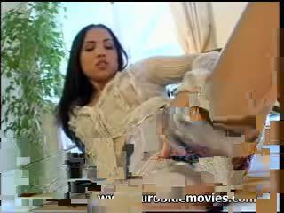 Alexa May - European Pornstar Casting Video