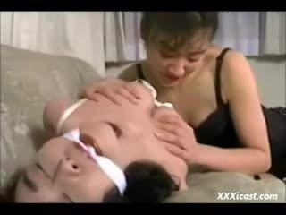 Lesbian Asian Bondage