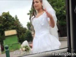 Dumped 花嫁 amirah adara 公共 ファック