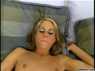 Courtney Simpson Recieves A Fresh Load Of Cum In This Chabr Throat