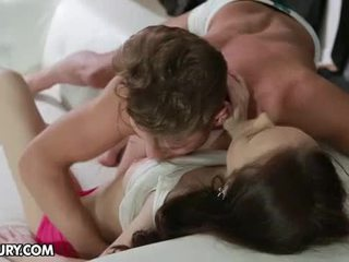 kissing, gaping, blowjob, rudmatis