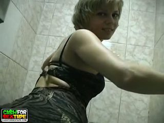 Strip-tease training leads to sex training Video
