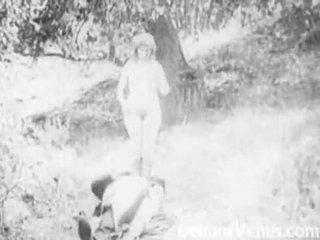 Piss: antik porr 1915 - en fria ritt