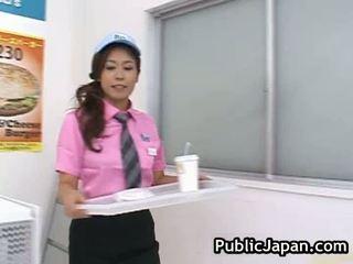japanisch, sex in der öffentlichkeit, voyeur, blowjob