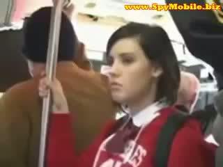 חמוד נוער תלמידת בית ספר מגוששת מעוללת