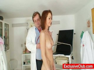 Lean Young X Rated Beaver Gape By Obscene Doctor
