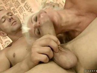 Lusty babi gets zajebal luštne težko