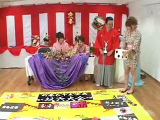 Japonesa sexo juego espectáculo