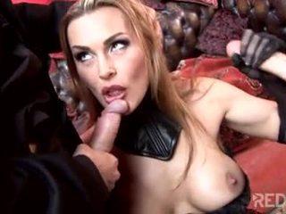 orální sex, deepthroat, vaginální sex