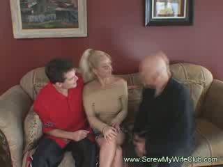 Blonde MILF Housewife Mrs. Warren Is Analized Hard