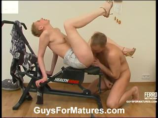 Alice And Adrian Wicked Mamma Inside Action