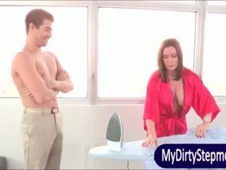 Abby šķērsot noķerti viņai bf drātēšanās viņai pamāte