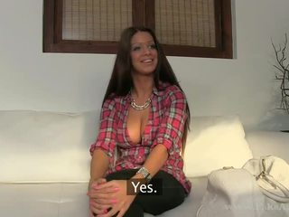 brunette, reality check, bigtits fresh