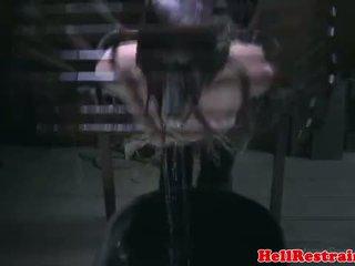 Sidumine sidumine ja sadomaso fetiš sub vesi karistatud