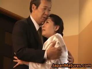 japonais, sexe de groupe, gros seins, amateur