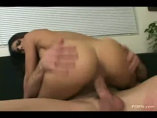 Shy Love Rides Subrigid One Until This Babe Swallows Warm Load Of Cock Milk
