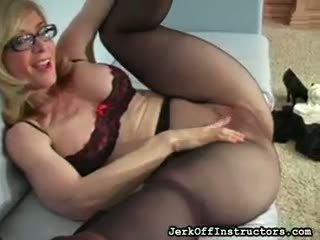 mature, fetish ideal, great nylon hot