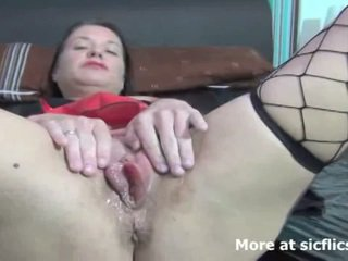 Fisting The Wifes Cunt Till She Pisses Herself