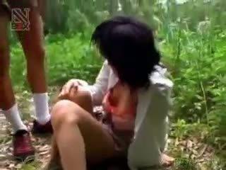 아시아의 여학생 turned 섹스 노예 gets 학대 하드 코어