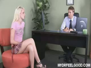 Pon Video With 18yo Blonde Alexia