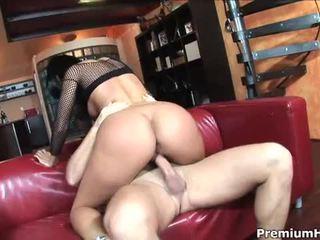 Simone phong cách assfucked vì cum