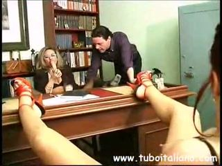 lésbica, amatoriale, italiano