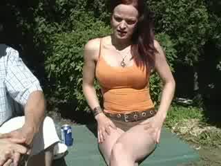 Tickle おしっこ 彼女の pants