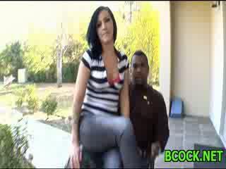 See Pretty interracial xxx