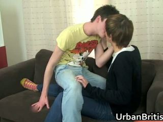 Twinks Harley James And Danny Shagging