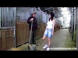 Screwing Python Inside The Stables