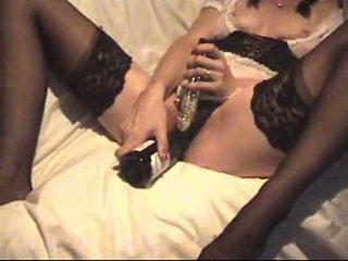 Пляшка порно