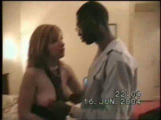 Mature wife gangbanged with BigBC Video