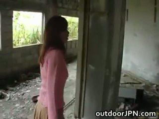 Aki Katase Naughty Asian model has sex part5