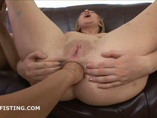 bruneta, pekný zadok, análny sex