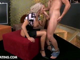 Fassinating: winnie ja sasha rose sisään anaali kolmikko