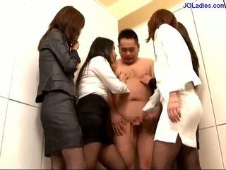4 kontoris prouad stripping arg guy rubbing riist