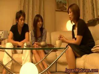 realybė, japonijos, grupinis seksas, big boobs