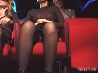 oralinis seksas, deepthroat, dvigubai skverbtis, makšties lytis