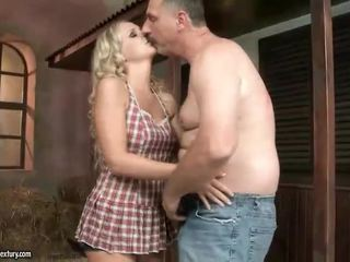 sexe hardcore, oral, blondes, sucer