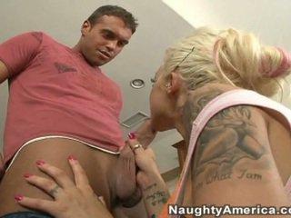 watch cute action, full blowjob scene, skinny fucking